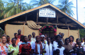 The Bread of Life Church, East Africa